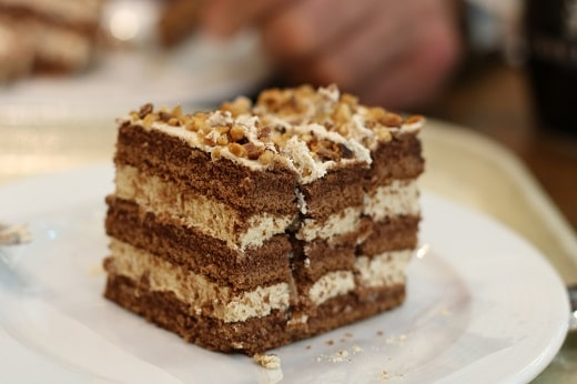 Examples ofcarbohydrates cake