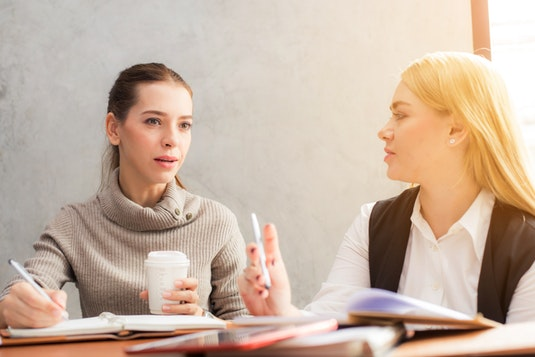 What Career is Right for Me - talk to friends