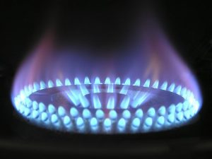 gas flame