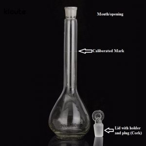Volumetric Flask| Sizes, Function and Uses