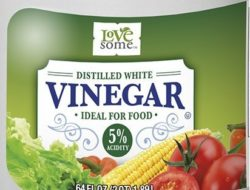 vinegar-Common Chemicals Used in Daily Life