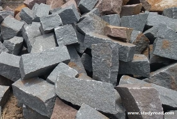 uses of rocks for construction